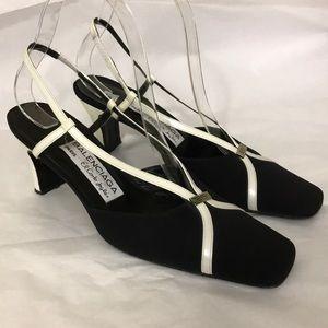 Balenciaga vintage close toe heels 37